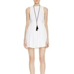 FREE PEOPLE Birds of a Feather Dress White - 4,6,8